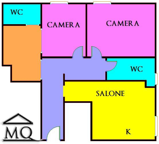 Attico / Mansarda in vendita a Isernia, 3 locali, zona Zona: Semicentro, prezzo € 160.000 | CambioCasa.it