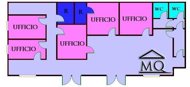 Negozio / Locale in affitto a Isernia, 5 locali, zona Zona: Centro, prezzo € 2.600 | Cambio Casa.it