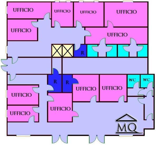 Negozio / Locale in affitto a Isernia, 11 locali, zona Zona: Centro, prezzo € 2.000 | Cambio Casa.it
