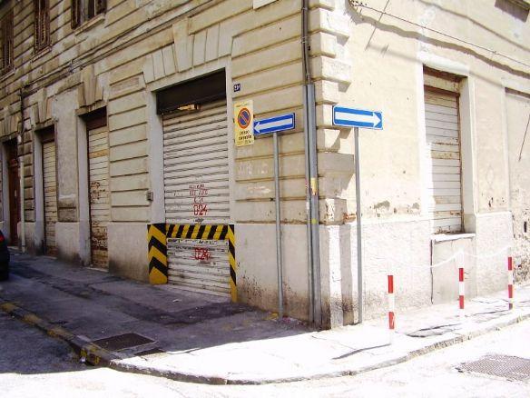 Garage a Trieste