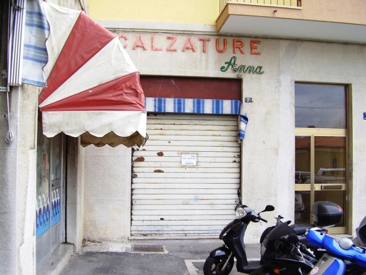 Negozio a Trieste