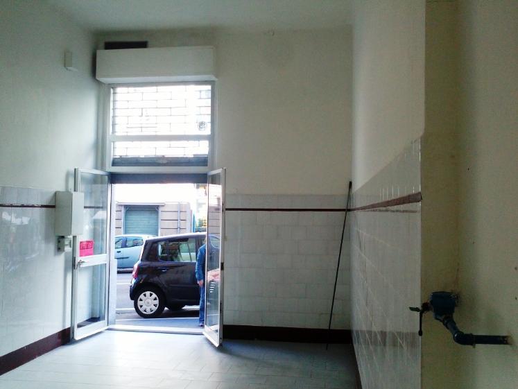 negozio  in Affitto a Trieste