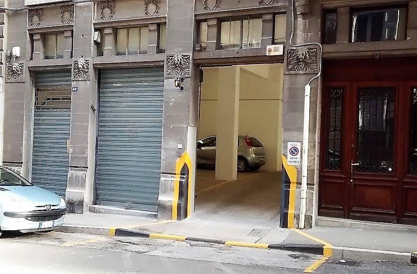 garage-Box-posto auto  in Vendita a Trieste