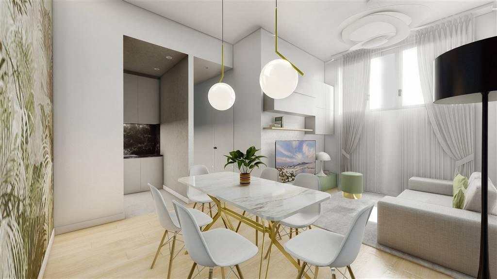 Appartamento in Vendita a Milano 07 Darsena /  Ticinese: 3 locali, 55 mq