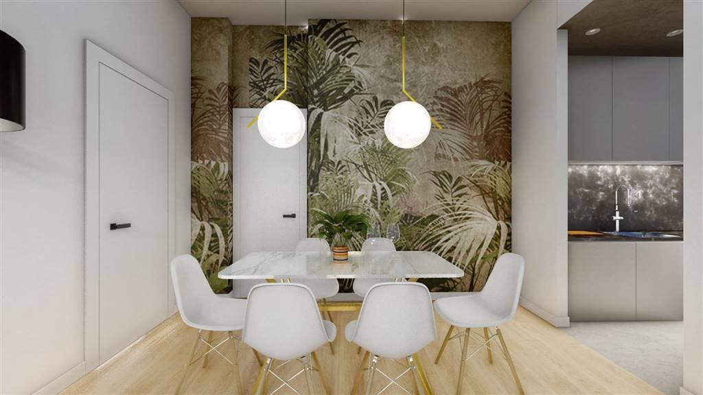 Appartamento in Vendita a Milano 07 Darsena /  Ticinese: 3 locali, 58 mq