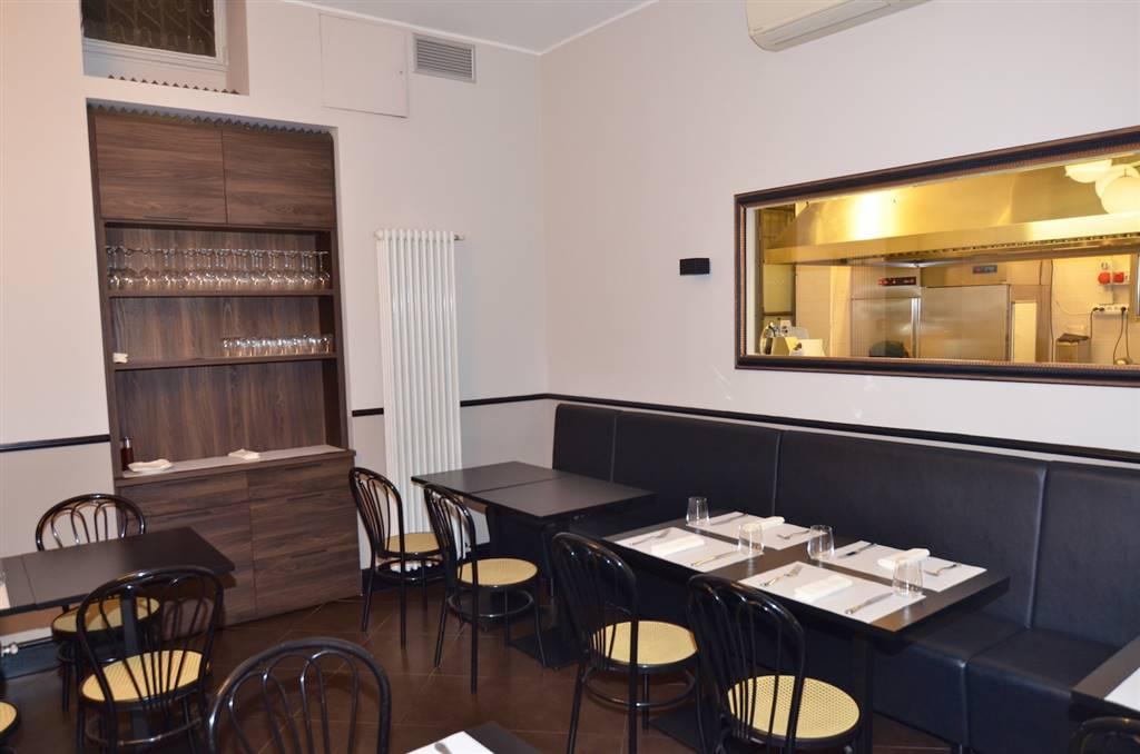 VIA CARLO FOLDI, 1 negozio a reddito (Rif. ristorante).   PER INVESTIMENTO. Il negozio offre una superfice totale di circa 250 MQ così ripartiti: