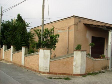 Casa singola in Via Favorita, Marsala
