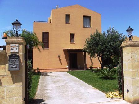 Villa in Contrada Colombaio Lasagna, Marsala