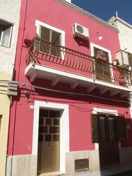 Casa singola in Via Cicerone, Marsala
