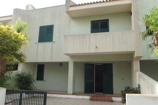 Villa a schiera in Contrada Berbaro, Marsala