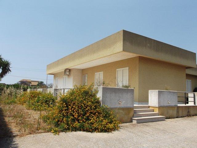 Casa singola in Contrada Ventrischi, Marsala