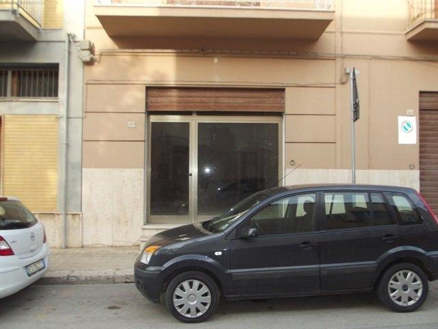 Negozio Affitto MARSALA Mq 90 euro 600