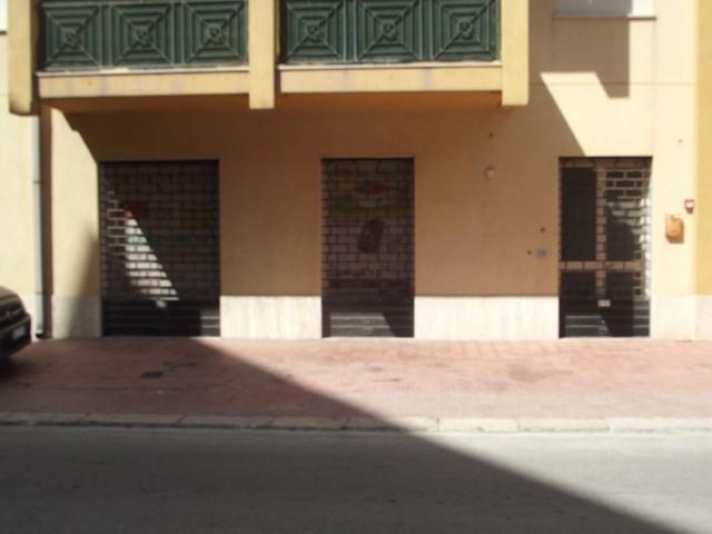 Negozio / Locale in Affitto a Marsala