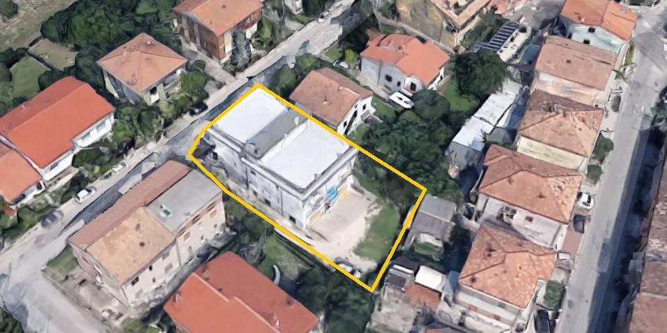 Palazzo-stabile Vendita Fano