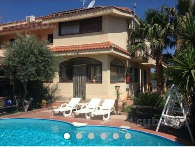 Villa, Villagrazia Di Carini, Carini, in ottime condizioni
