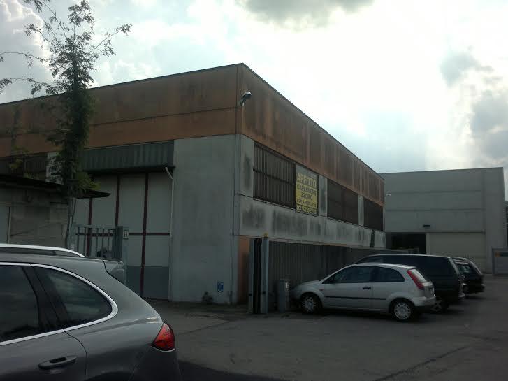capannone Affitto Carugate
