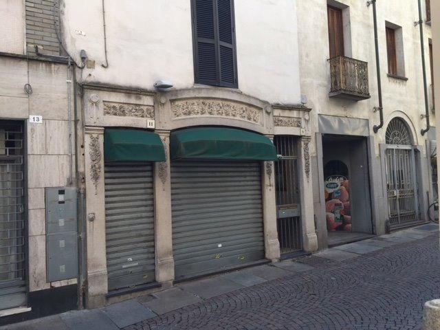 negozio  in Affitto a Casale Monferrato