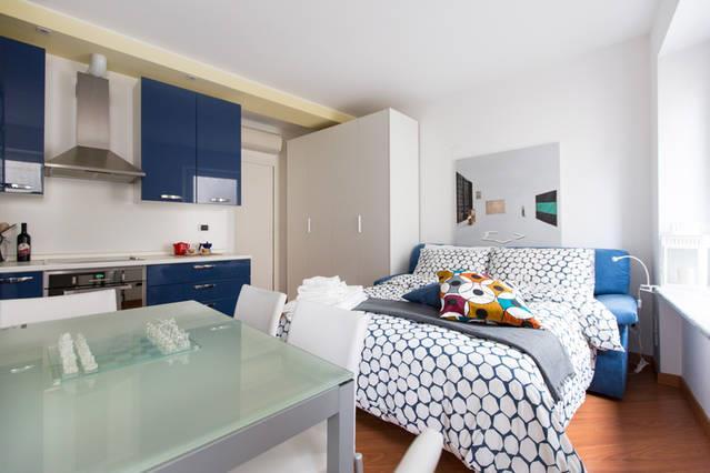 Appartamento in Vendita a Monza: 1 locali, 38 mq - Foto 8