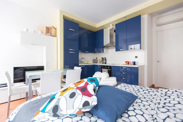 Appartamento in Vendita a Monza: 1 locali, 38 mq - Foto 3