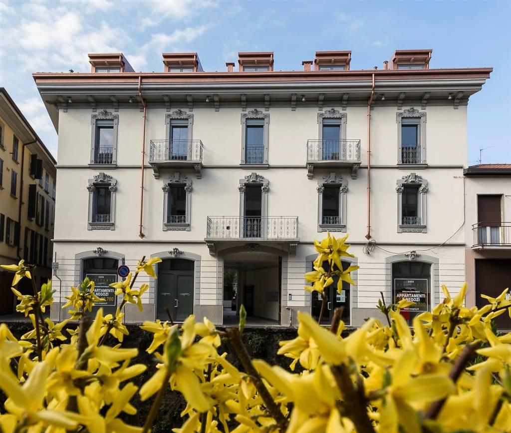 Vendita negozio via aliprandi 3 centro storico san for Negozio con planimetrie abitative