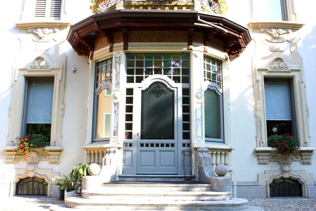 Villa, Centro Storico, San Gerardo, Libertà, Monza, ristrutturata