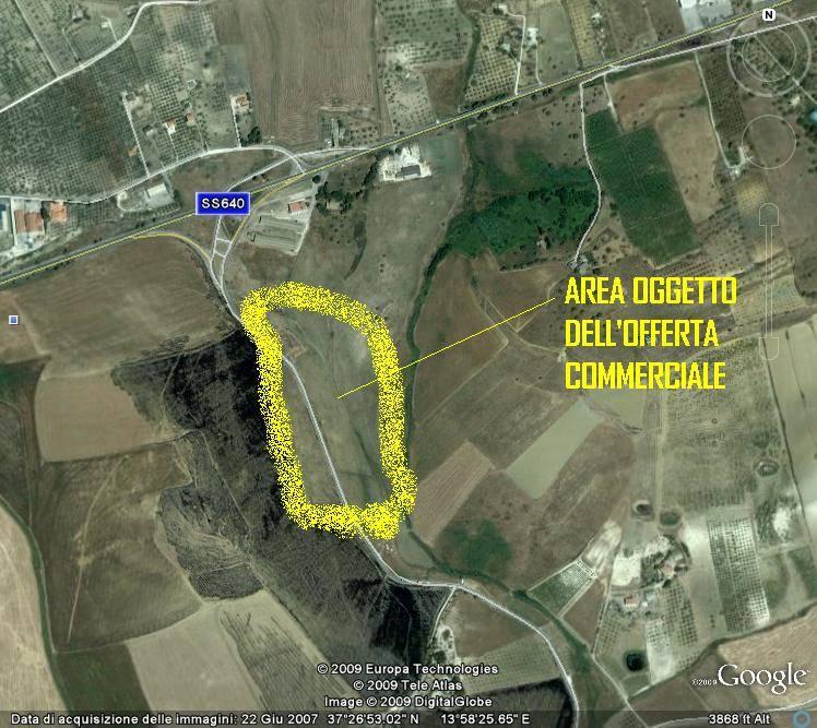 terreno edificabile artigianale Vendita Serradifalco