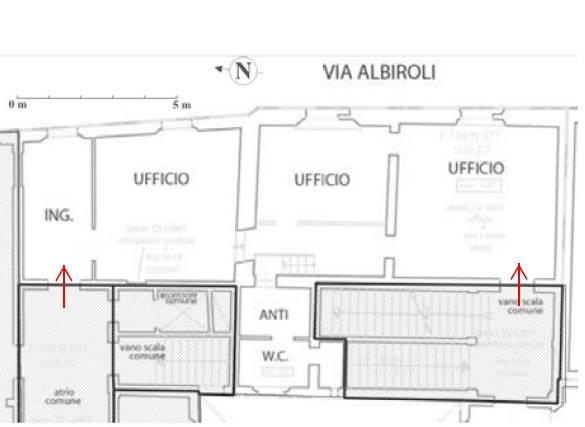 in vendita Ufficio, Centro Storico, Bologna, ristrutturato ...