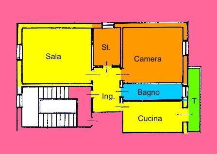 Appartamento SORGENTI € 85.000