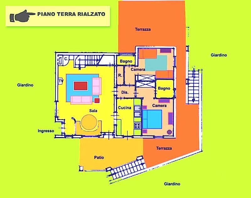 Villa ROSIGNANO MARITTIMO - Foto 20