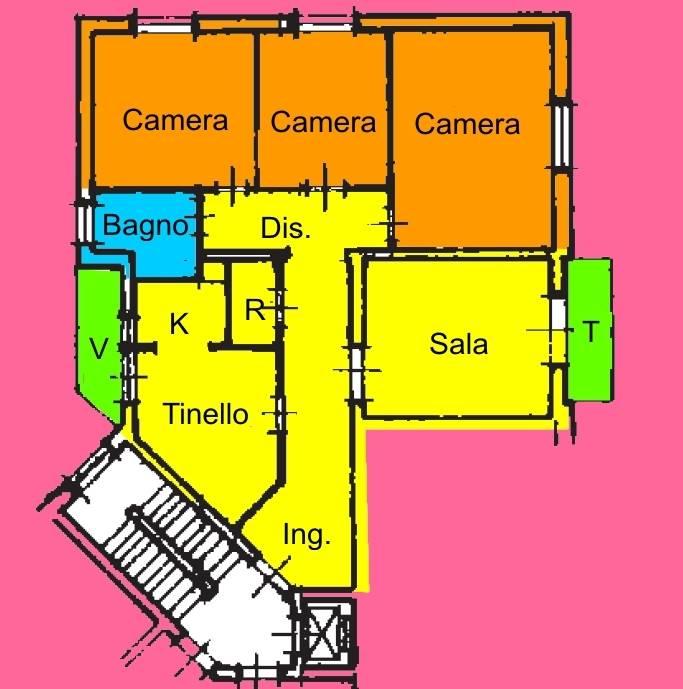 Appartamento ACCADEMIA € 188.000