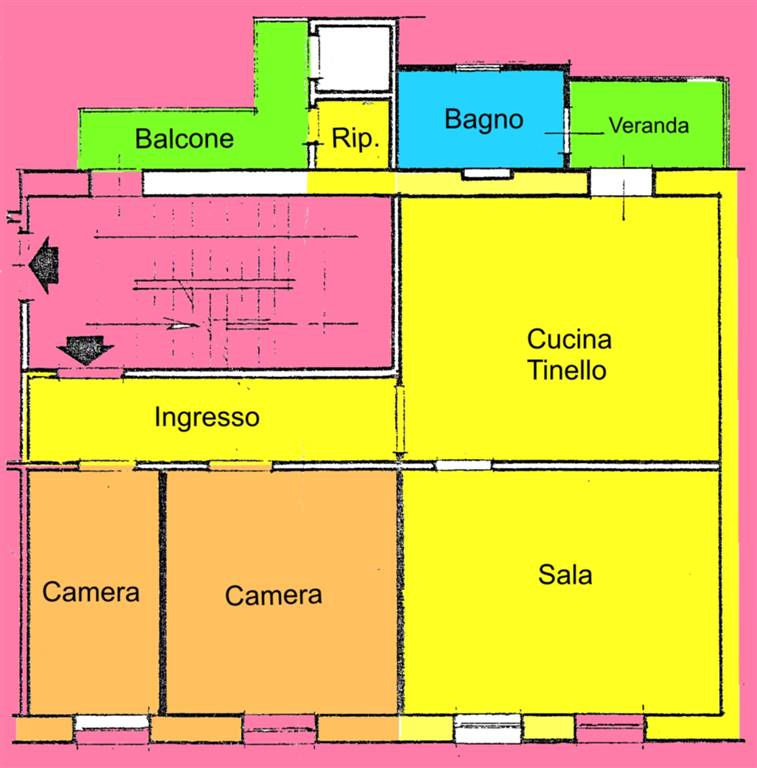 Appartamento GARIBALDI - Foto 9
