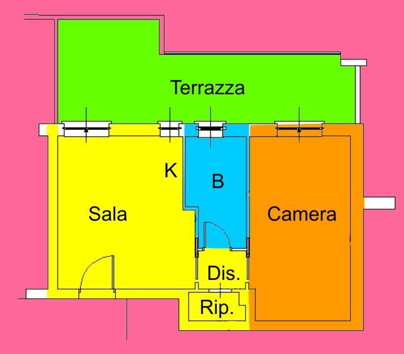 Appartamento BORGO DI MAGRIGNANO - Foto 16
