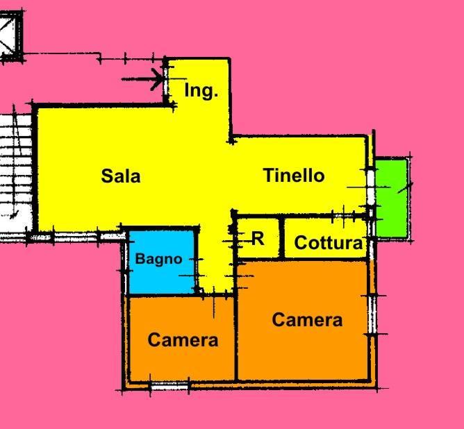 Appartamento SAN JACOPO IN ACQUAVIVA - Foto 19