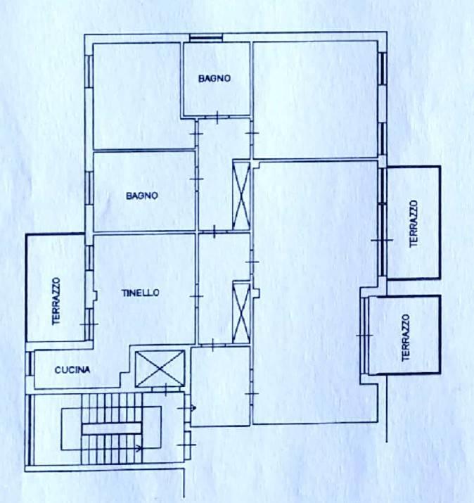 Appartamento CALZABIGI, MAMELI € 265.000