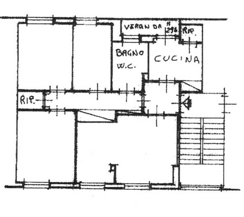 Appartamento ARDENZA € 120.000