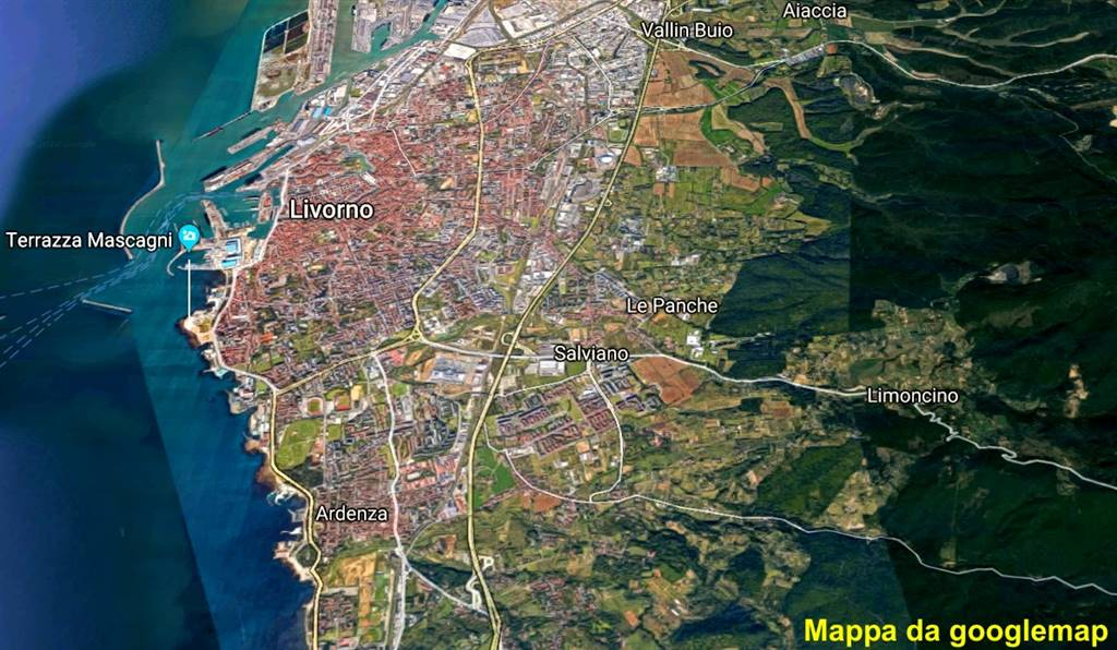Terreno commerciale in Vendita a Livorno: 4000 mq