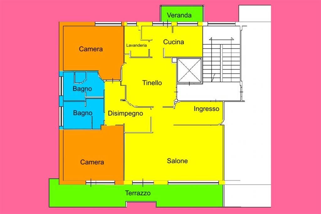 Appartamento CALZABIGI, MAMELI - Foto 19
