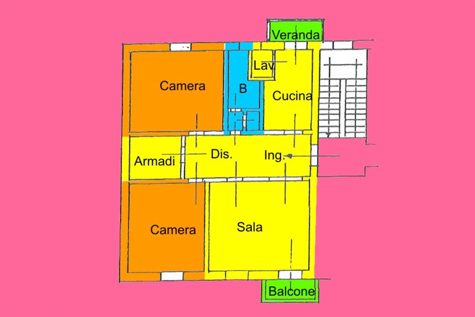 Appartamento CALZABIGI, MAMELI - Foto 20