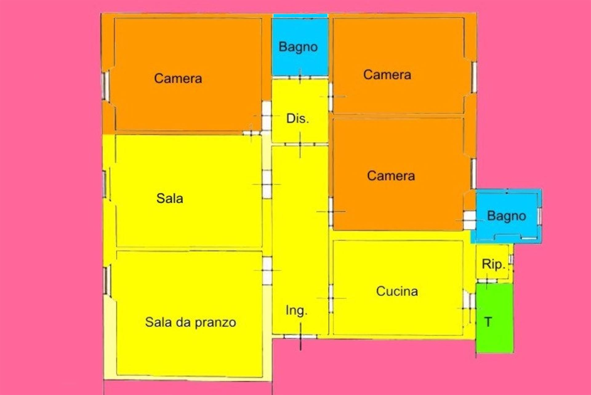 Appartamento MAGENTA - Foto 20
