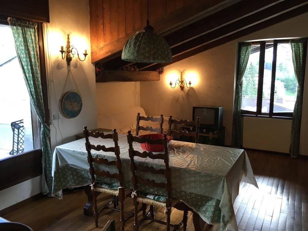 Attico / Mansarda in vendita a Foppolo, 2 locali, prezzo € 70.000 | Cambio Casa.it
