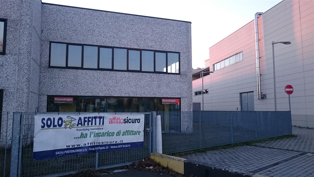 Laboratorio in vendita a Codogno, 2 locali, prezzo € 150.000 | Cambio Casa.it