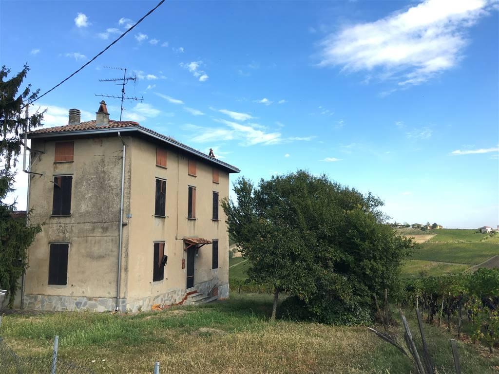 Soluzione Indipendente in vendita a Ziano Piacentino, 4 locali, zona Località: CASA PICCIONI, prezzo € 39.000 | Cambio Casa.it