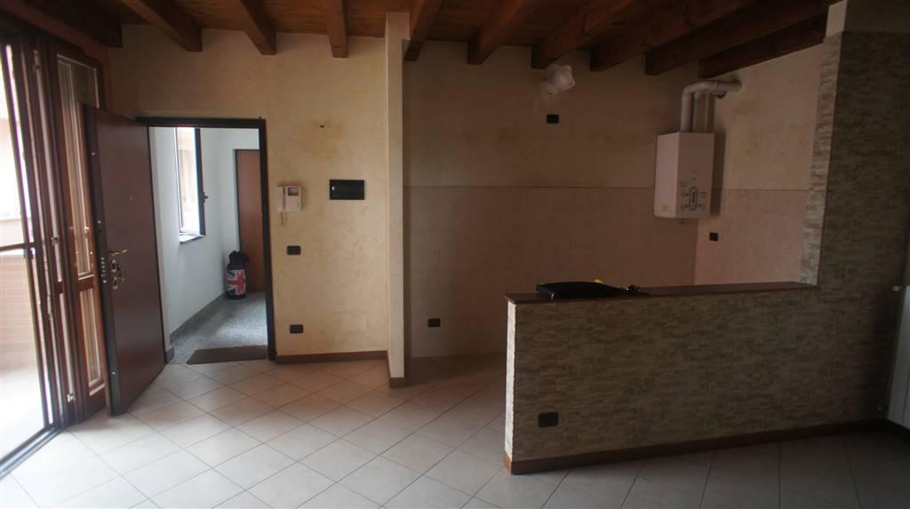 Appartamento in affitto a Massalengo, 3 locali, zona Zona: Motta Vigana, prezzo € 500 | Cambio Casa.it