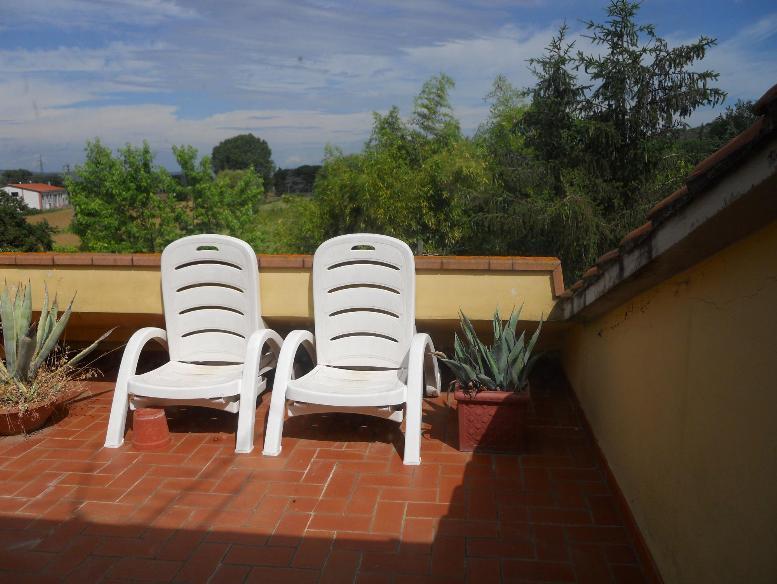 terrazzo in mansarda - Rif. VS22