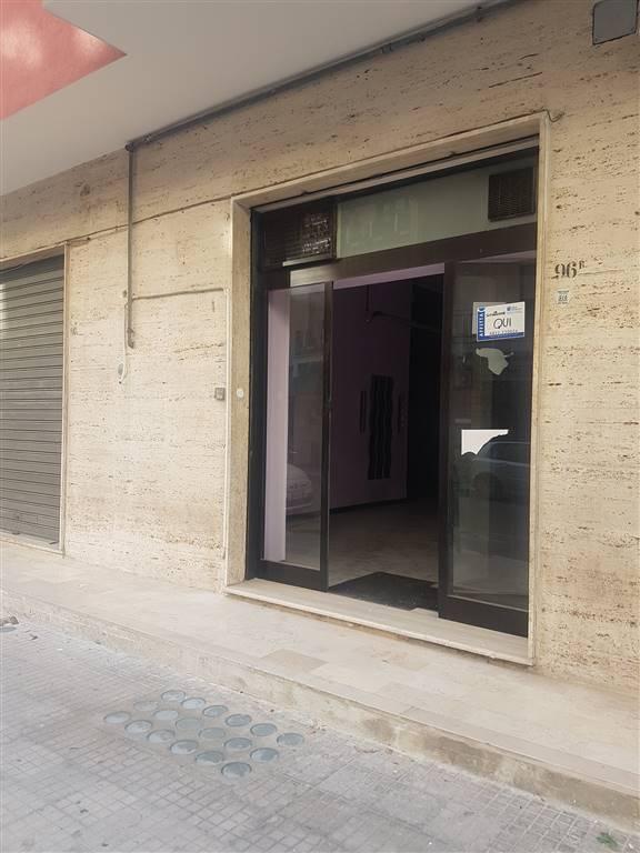 Locale commerciale in Via Guglielmo Oberdan 96, Mazzini, Lecce