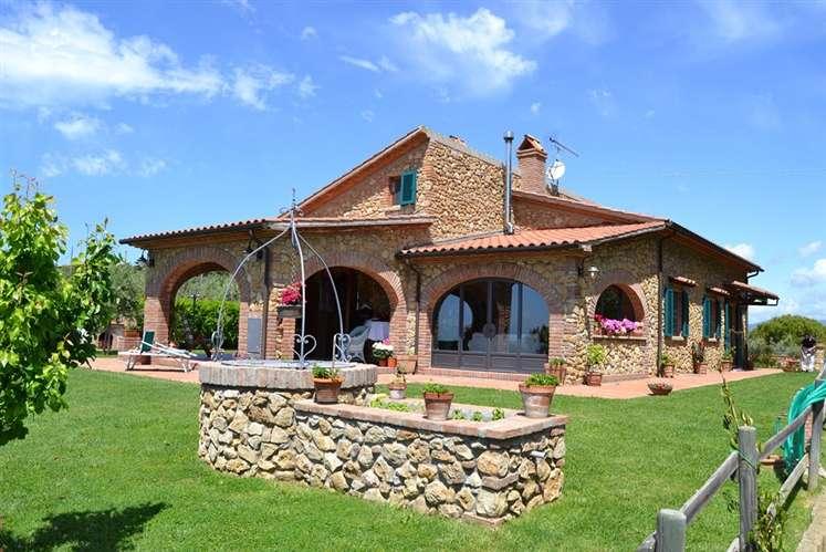 Rustico / Casale in vendita a Casale Marittimo, 10 locali, prezzo € 1.500.000 | CambioCasa.it