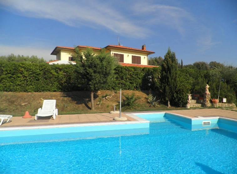 Villa in vendita a Rosignano Marittimo, 11 locali, prezzo € 1.350.000 | Cambio Casa.it