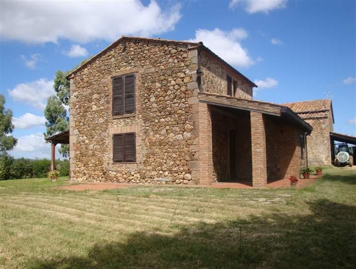 Azienda Agricola in vendita a Roccastrada, 9999 locali, zona Zona: Montemassi, Trattative riservate | Cambio Casa.it