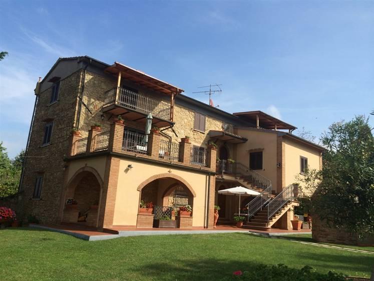 Rustico / Casale in vendita a Casale Marittimo, 13 locali, prezzo € 1.300.000 | CambioCasa.it