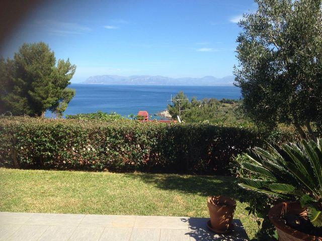Villa in affitto a Castellammare del Golfo, 4 locali, zona Località: SCOPELLO, prezzo € 1.200 | Cambio Casa.it